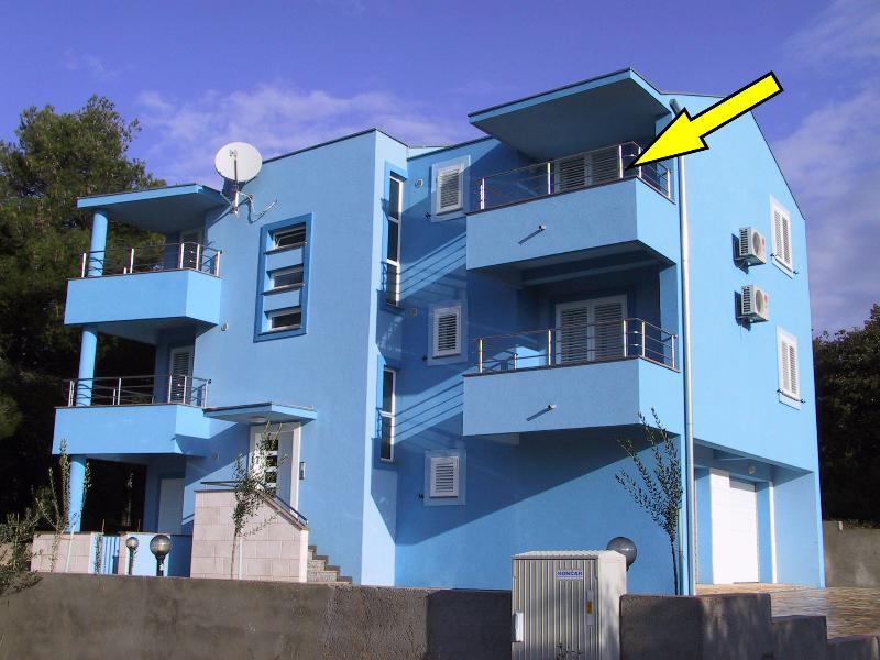 Apartment A5 - Apartments BLUE, Diklo, Zadar, Apartment A5 - Zadar - rentals