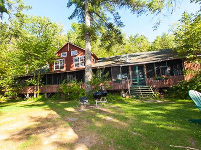 The Lodge - Rustic Lakeside Lodge and Cabins - Jefferson - rentals