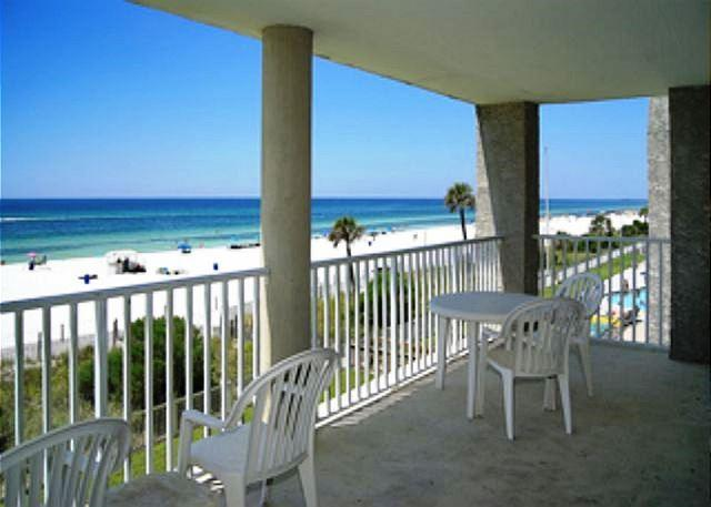 Beachfront Beauty fits 8, Open Week of 4/11 - Image 1 - Panama City Beach - rentals