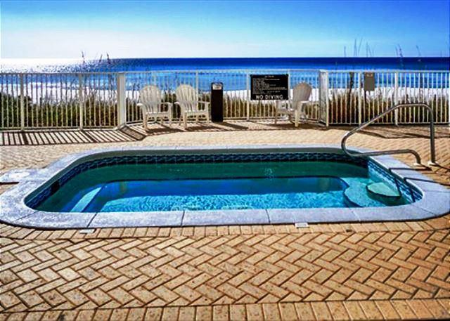 BEACHFRONT AND BEAUTIFUL FOR 10!! OPEN WEEK OF 3/14 - 10% OFF BOOK NOW - Image 1 - Panama City Beach - rentals