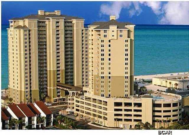 Grand Panama Tower 1-1606 - 184615 - Image 1 - Panama City Beach - rentals