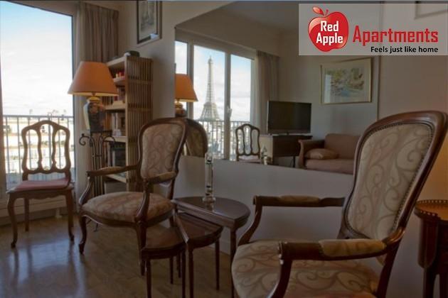 Eiffel Panorama - Apartment for Four - 6683 - Image 1 - Paris - rentals