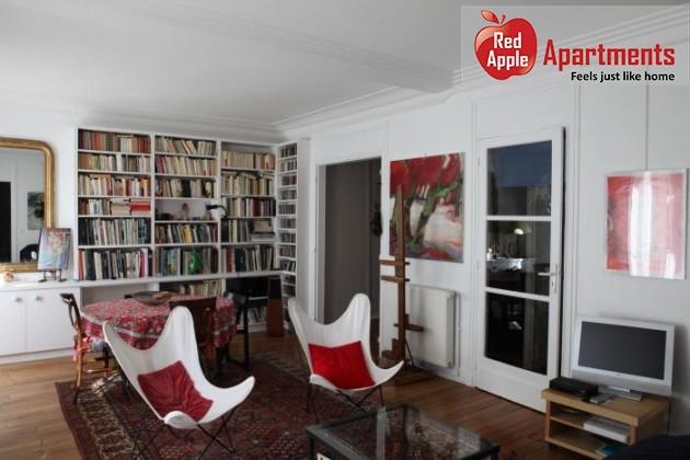 Bright Apartment - Amazing Location - 6688 - Image 1 - Paris - rentals
