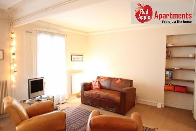 Cozy Apartment Perfect for Couples - 6689 - Image 1 - Paris - rentals