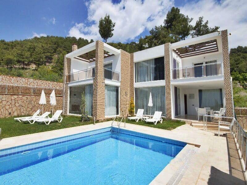 Nazli Villa - Image 1 - Kalkan - rentals