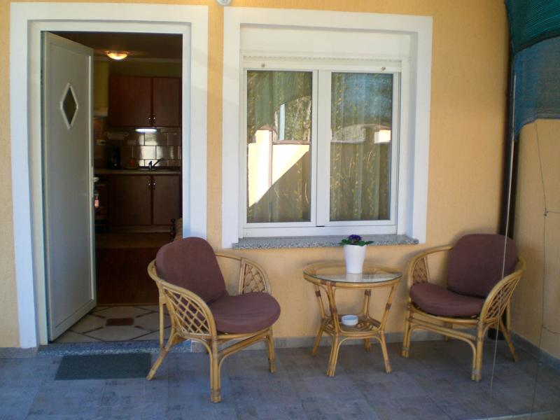 SA7(2): terrace - 5263  SA7(2) - Stinjan - Pula - rentals