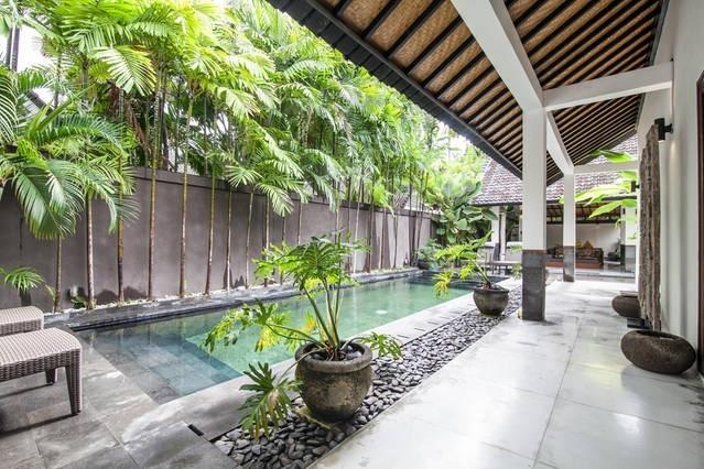 Refreshing gorgeous pool - 'ALLIRA'  Amazing 3 bedroom private villa in beachside Seminyak - Seminyak - rentals
