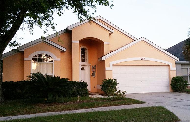 Welcome to Spike Palms Rental - Spike Palms, Four Bedrooms, Private Pool - Davenport - rentals