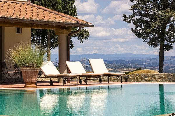 Classic Italian villa in Tuscany, superbly renovated with panoramic views. BRV ISA - Image 1 - Tuscany - rentals