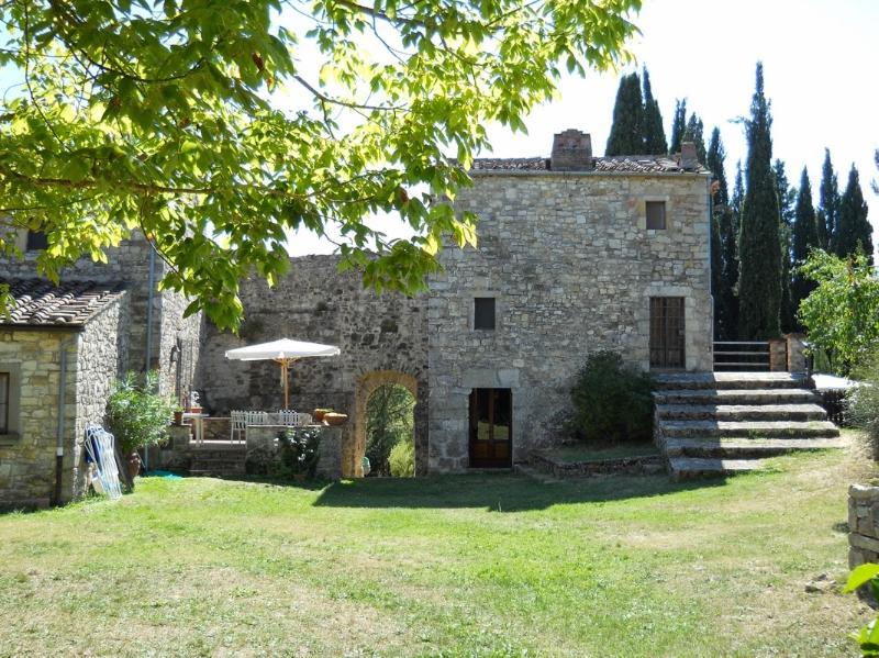 Il Nibbio - Image 1 - Gaiole in Chianti - rentals