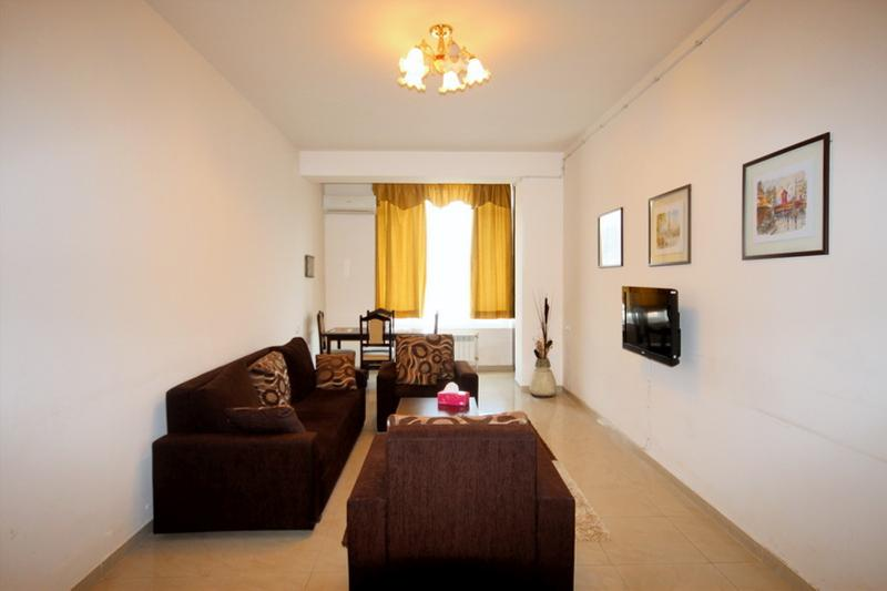 Apartment  at  Republic Square - Image 1 - Yerevan - rentals