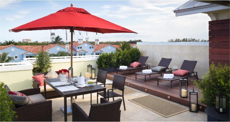Beach Villa at Hollywood Beach FL LAS CASAS 339 - Image 1 - Hollywood - rentals