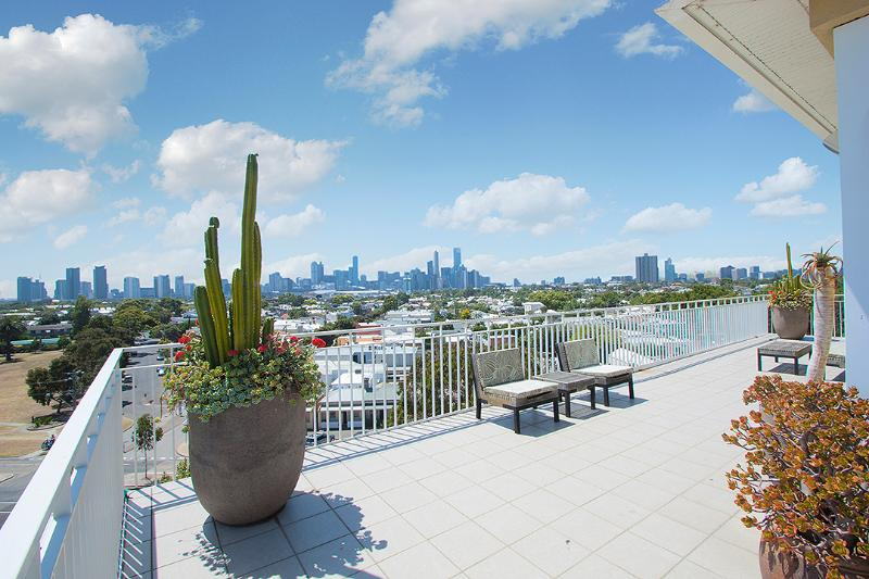 The Port Penthouse - Image 1 - Melbourne - rentals