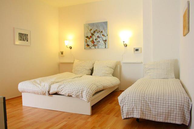 Berlin Fuffa s 40m2 apartment,  free wifi!!! - Image 1 - Berlin - rentals