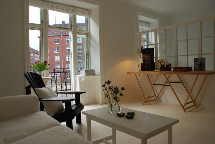 Bevtoftgade Apartment - Beautiful Copenhagen apartment with balcony at Enghave - Copenhagen - rentals