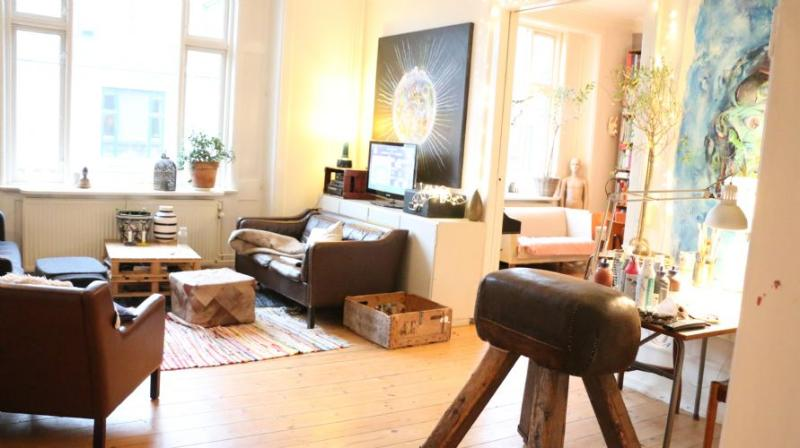 Oesterbrogade Apartment - Artist Copenhagen apartment with view to the lakes - Copenhagen - rentals