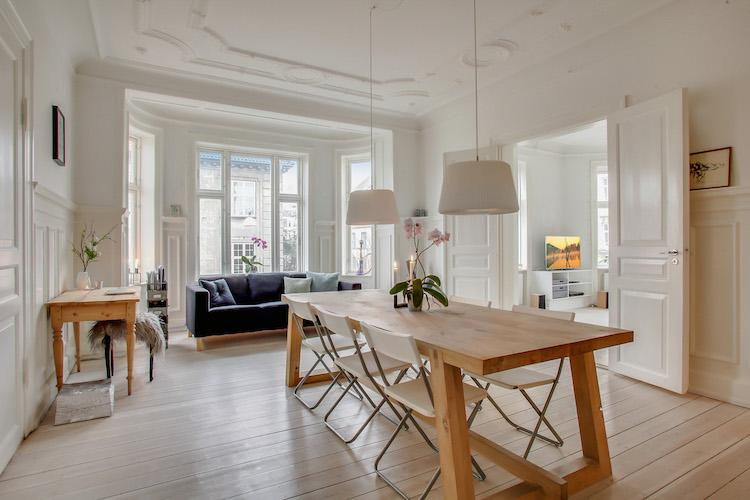 Forchhammersvej Apartment - Large & beautiful Copenhagen apartment near the Metro - Copenhagen - rentals