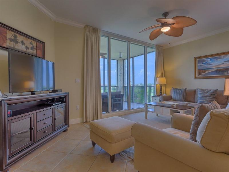 Living Room - Lost Key--Great Beaches, Golf, Scenery & Weather!!   MUST BOOK 6 OR MORE NIGHTS! - Pensacola - rentals
