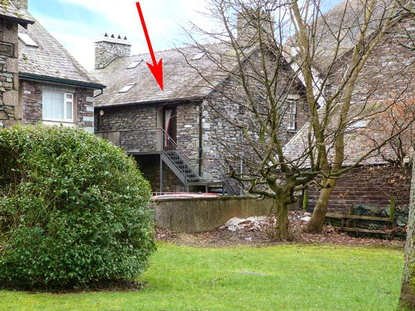 THE CROFT BAKERY, first floor apartment, two double bedrooms, WiFi, in Grasmere, Ref 919598 - Image 1 - Grasmere - rentals