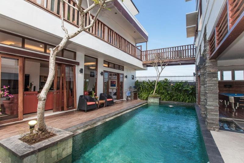 2 Bedroom Club 9 Residence in front of Canggu Club - Image 1 - Seminyak - rentals