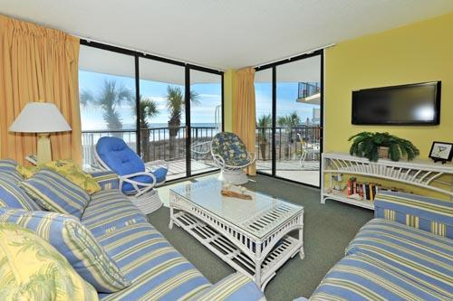 Building - Crescent Sands CB - K2 - North Myrtle Beach - rentals