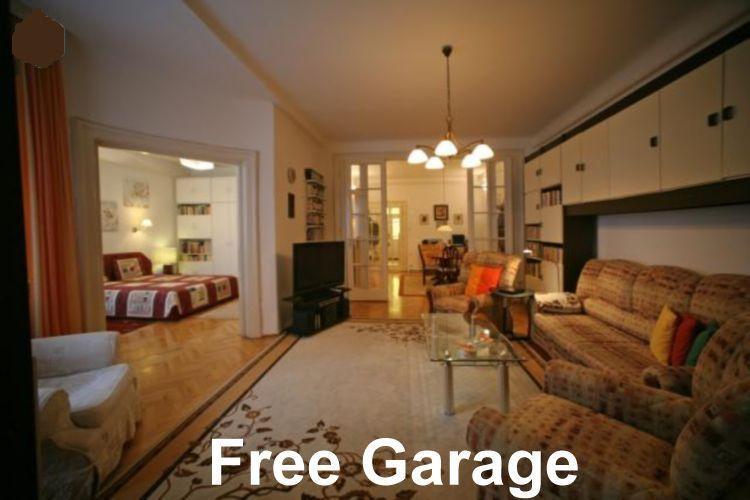 livingroom - Centeral Apt, free GARAGE parking - Budapest - rentals