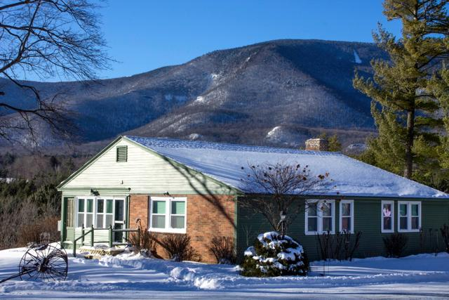 Winter with gorgeous views at Innkeeper's Cottage - SEASONAL SKI RENTAL by BROMLEY & STRATTON sleep 6! - Manchester - rentals