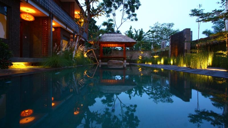 Citrus Tree Villas - Mangosteen - Citrus Tree Villas - the only place FOR TRAVELLERS - Ubud - rentals