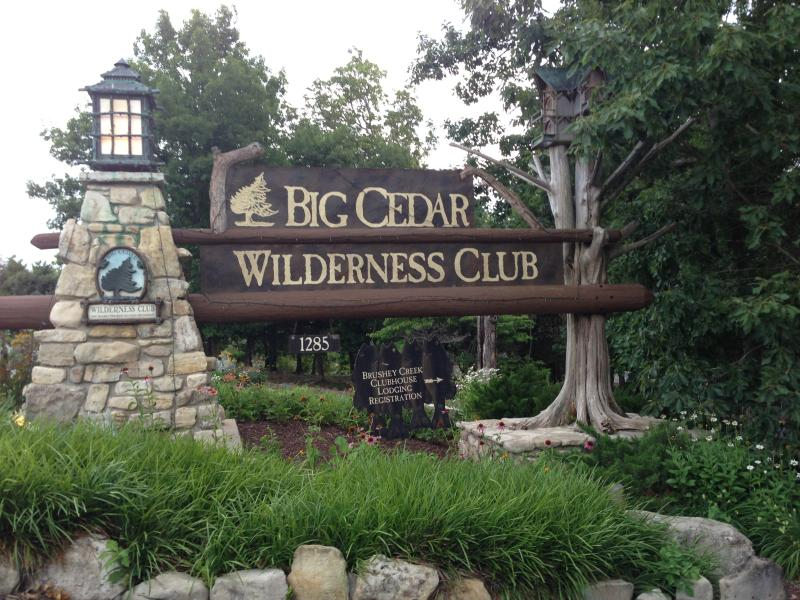 Wilderness Club at Big Cedar - Entrance - Wilderness Club at Big Cedar -  2 Bedroom Cabin - Ridgedale - rentals