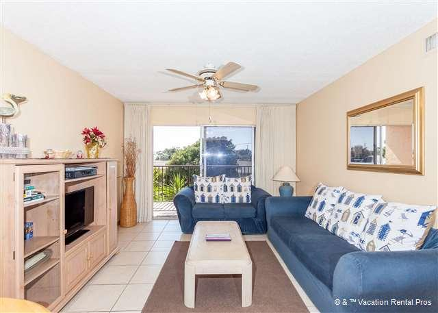 Our Pelican Inlet condo is ideally located in St. Augustine, FL - Pelican Inlet B214, pool, tennis & boat dock - Saint Augustine - rentals