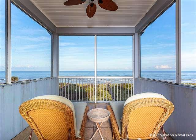 A view to savor - Windsor by the Sea, 5 BRs, Beach Front, Elevator - Palm Coast - rentals