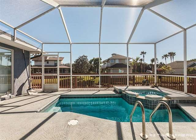 Take a dip at Turtle Paradise - Turtle Paradise Beach House, Private Pool - Saint Augustine - rentals