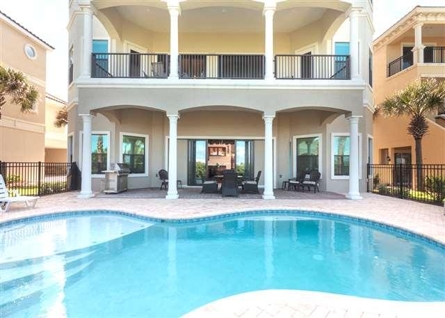 Brand new Palm Coast luxury - Mandarin Grace, Ocean Front, 7 Bedrooms, Pool, Spa - Palm Coast - rentals