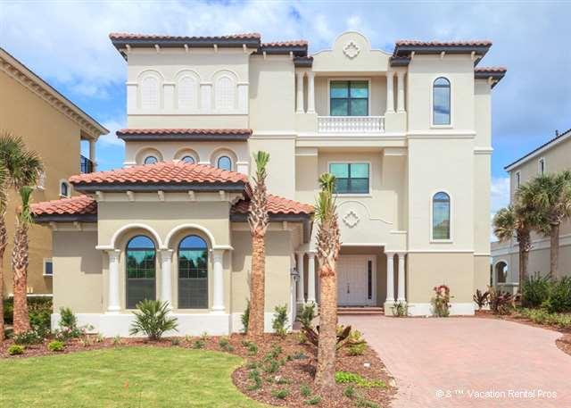 Mandarin Grace is gold-rated and sleeps 14 guests - Mandarin Grace, Ocean Front, 7 Bedrooms, Pool, Spa - Palm Coast - rentals
