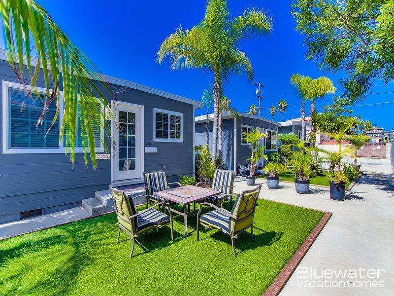 Pacific Beach Cottage 2 - Image 1 - Pacific Beach - rentals