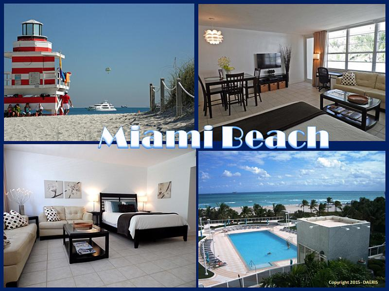 SOUTH BEACH - OCEANFRONT JUNIOR SUITE W/ BALCONY/ - Image 1 - Miami Beach - rentals