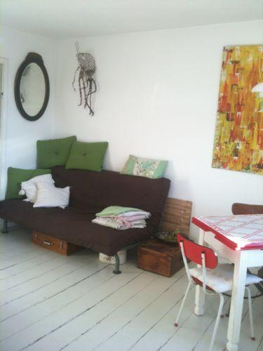 Wesselsgade Apartment - Copenhagen apartment with lovely balcony near the lakes - Copenhagen - rentals