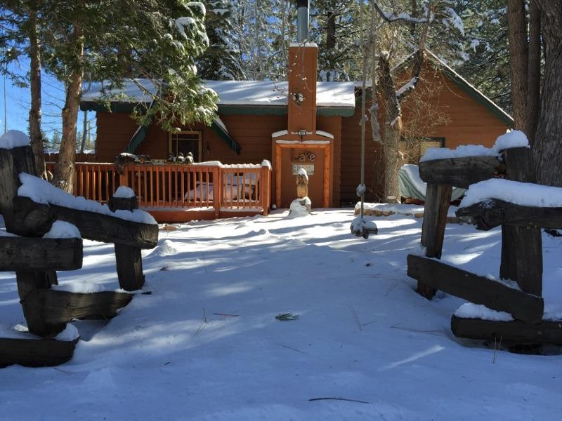 Ain't Misbehavin'- Just Steps to the Lake!! - Image 1 - City of Big Bear Lake - rentals