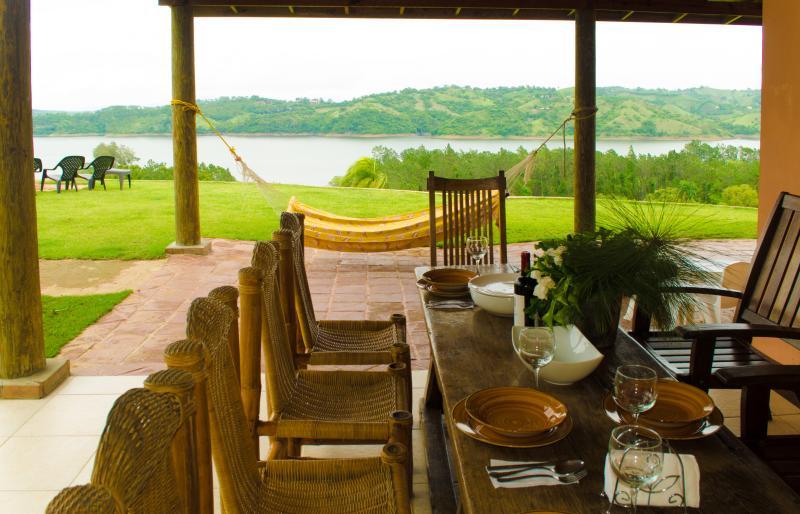 Lake House - Caribbean Lake View Country Villa, B&B - Jarabacoa - rentals