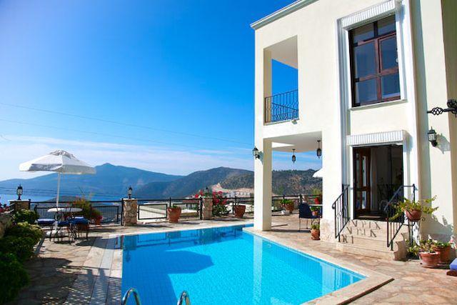 Dolluca Villa - Image 1 - Kalkan - rentals