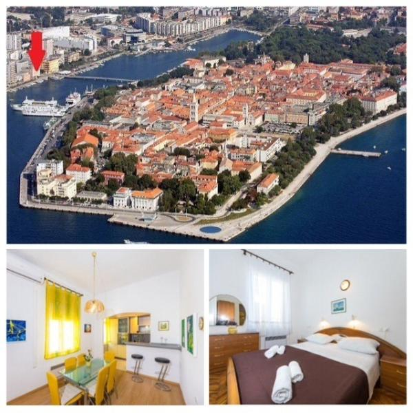 Lead photo - Apartment Cele Zadar Center 4+4 - Zadar - rentals