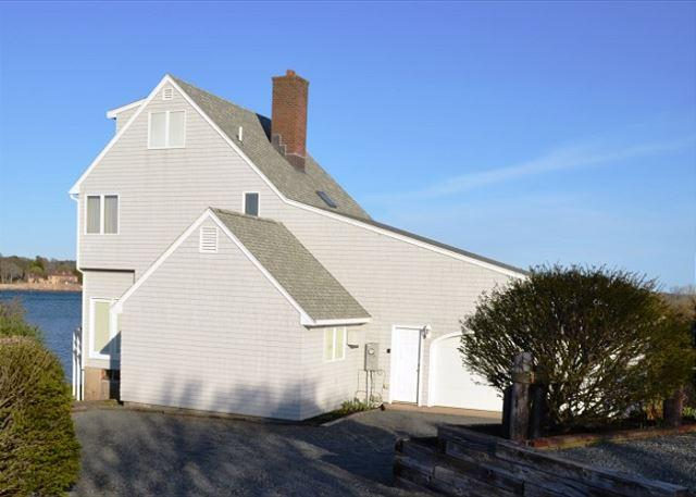 Exterior View - Cool Cove: Wingaersheek Beach plus your own private beach & all those views! - Gloucester - rentals