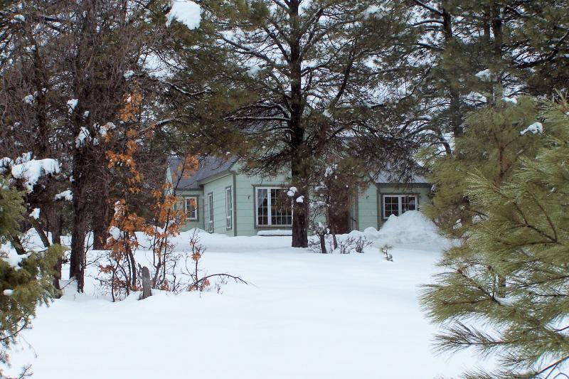 March 1,2015  Front - Peaceful, Quiet, yet close to Everything - Pagosa Springs - rentals