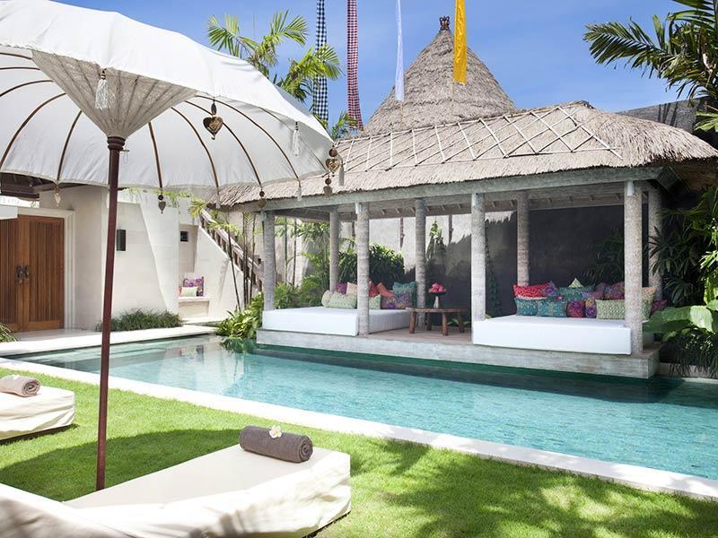 Villa Adasa - Poolside - Villa Adasa - an elite haven - Seminyak - rentals