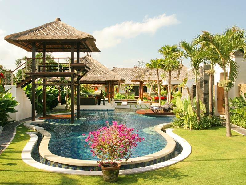 Villa Asta - Day overview - Villa Asta - an elite haven - Seminyak - rentals