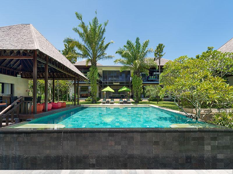 Bendega Nui - Pool to villa view - Bendega Nui - an elite haven - Canggu - rentals