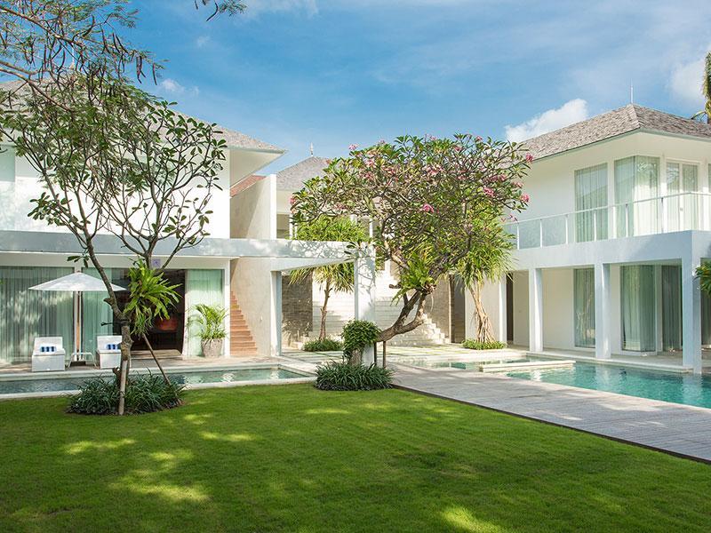 Villa Canggu North - The villa and gardens - Villa Canggu North - an elite haven - Canggu - rentals
