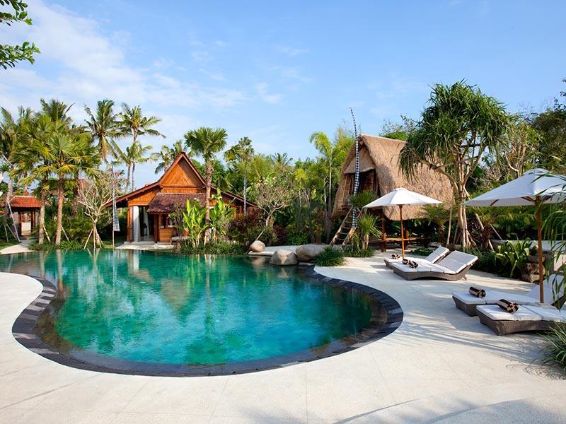 Dea Sati - Villa view - Villa Sati - an elite haven - Canggu - rentals