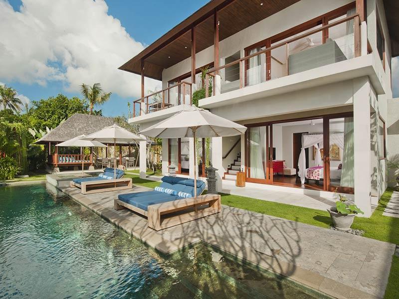 Villa Joss - Pool and villa exterior - Villa Joss - an elite haven - Seminyak - rentals