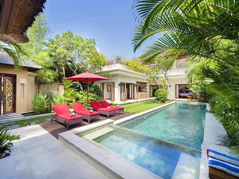 Villa Kalimaya II - Outdoor area - Villa Kalimaya II - an elite haven - Seminyak - rentals